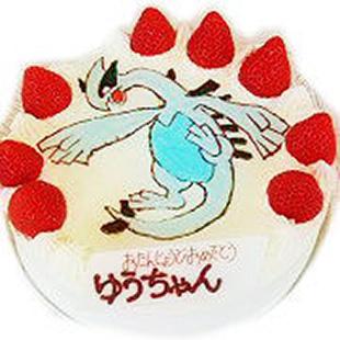 バースデーケーキのイメージ